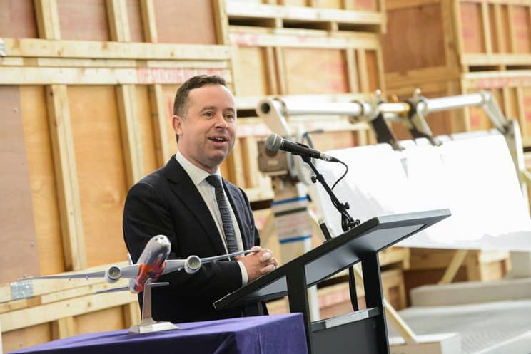 Alan Joyce - CEO of Qantas Airlines - OutBuro Gay Professional Networking Community business news LGBT GLBT Lesbian Transgender Queer bisexual information