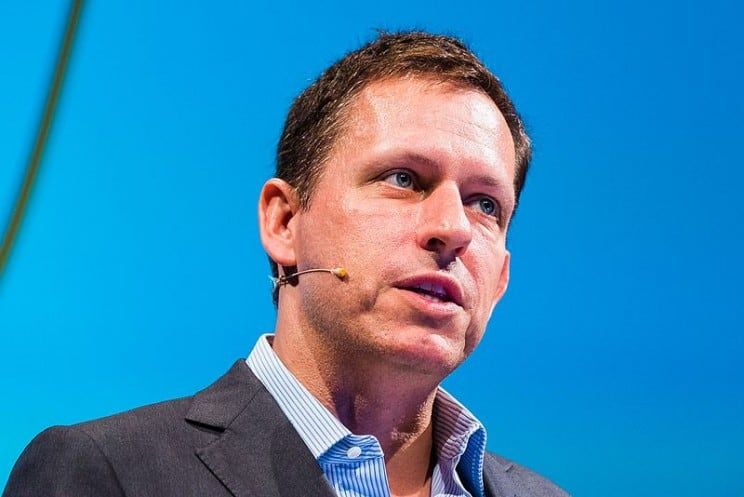 Peter Thiel - Co-Founder and Former CEO of PayPal - OutBuro Gay Professional Networking Community business news LGBT GLBT Lesbian Transgender Queer bisexual information