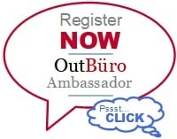 Register Now OutBuro Ambassador Program Affiliate Marketing B2B Non-Profit Business Revenue New Career Work for self entreprenuer side income