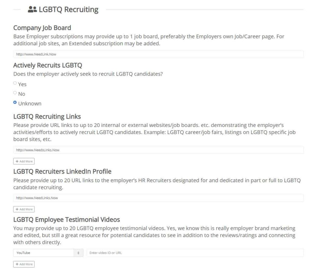 Step 12 - Authorized- Add Employer Listing LGBTQ Employee Company Reviews Ratings - OutBuro - LGBT Corporate Workplace Equality Gay Lesbian Queer Diversity Inclusion