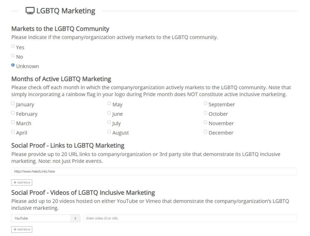 Step 15 - Authorized- Add Employer Listing LGBTQ Employee Company Reviews Ratings - OutBuro - LGBT Corporate Workplace Equality Gay Lesbian Queer Diversity Inclusion