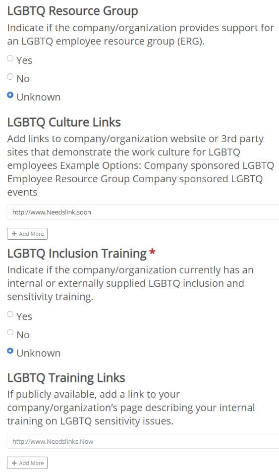 Step 20 - Authorized- Add Employer Listing LGBTQ Employee Company Reviews Ratings - OutBuro - LGBT Corporate Workplace Equality Gay Lesbian Queer Diversity Inclusion